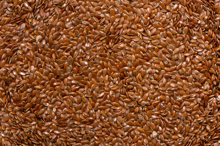 xxxl: Flax seed background, XXXL Stock Photo
