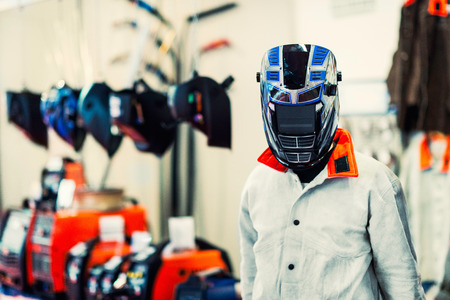 protective: Protective industrial workwear Stock Photo