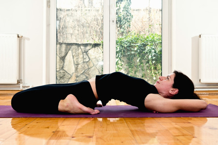 fixed: Hot Yoga - Fixed firm pose