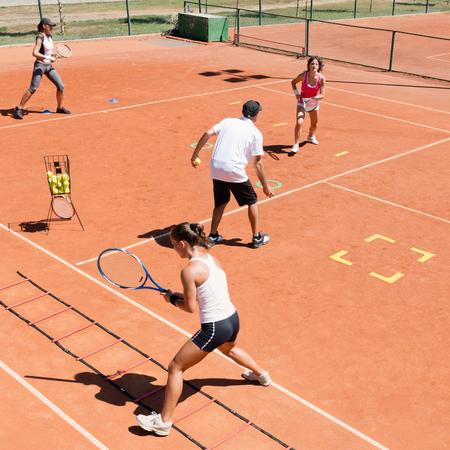 cardio: Cardio tennis training