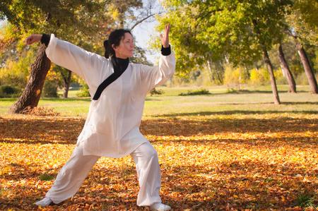 Ji Ben Gong practice