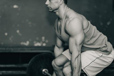 weightlifting: Weightlifting training