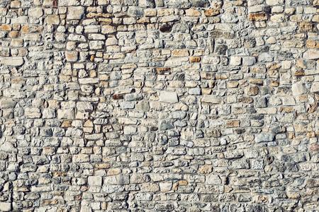 石の壁の背景 写真素材