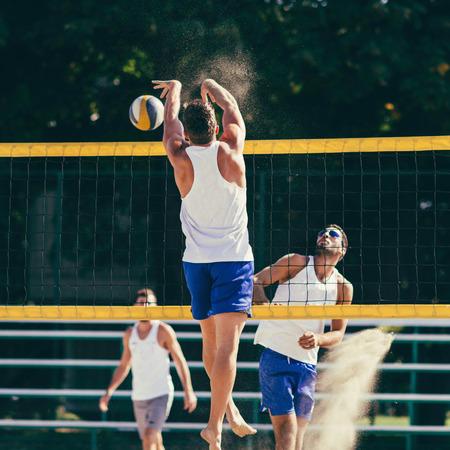 volleyball team: Beach Volleyball Team