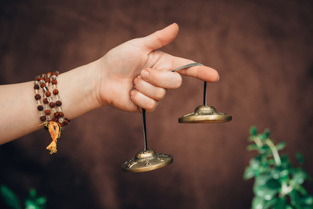 healer: Tibetan bells in sound therapy