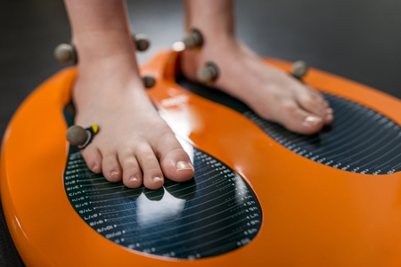 analyses: Thermo foot scan
