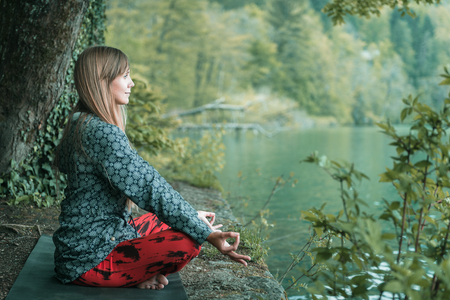 Present moment mindful meditation