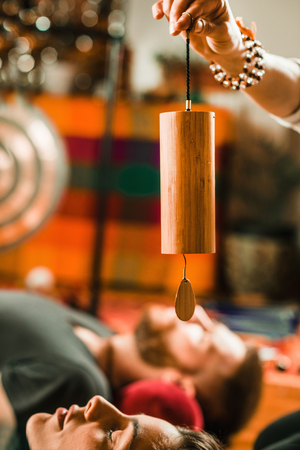 Koshi chime in sound therapy
