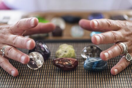 Numerology and Crystals as Alternative Healing Techniques, Six Stones