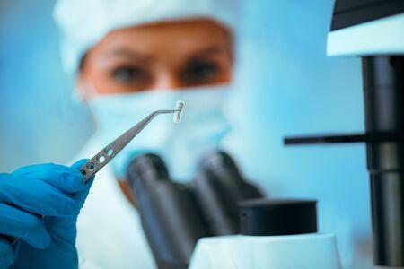 Puce d'implant RFID, nouvelles technologies