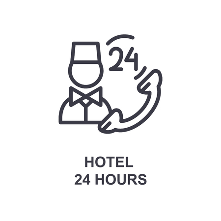 hotel 24 hours