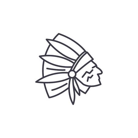 Pipe linear icon concept. Pipe line vector sign, symbol, illustration.