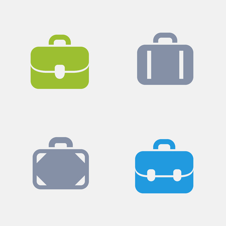 Briefcases, part of Granite Icons