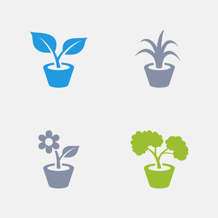 House Plants, part of Granite Icons