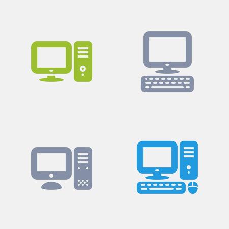 Desktop Computers, part of Granite Icons