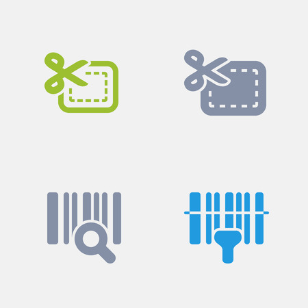 Barcode & Giftcard, part of Granite Icons