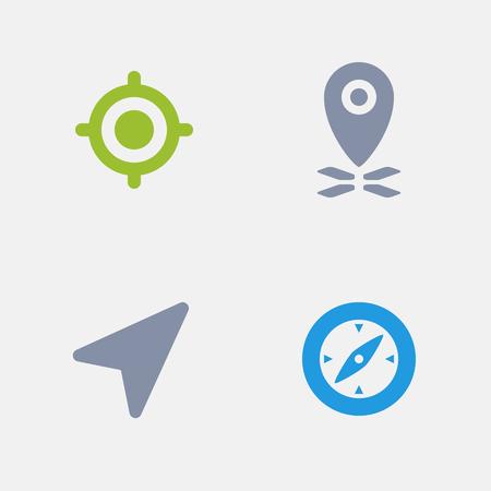 GPS, part of Granite Icons