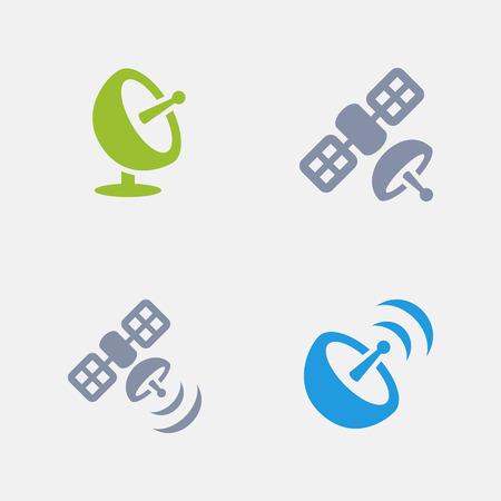 Satellite Broadcast, part of Granite Icons