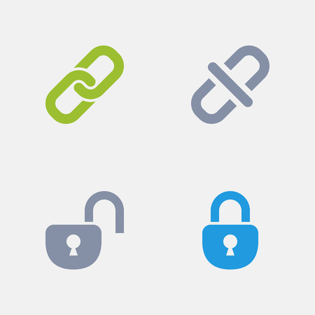 Lock & Unlock, part of Granite Icons