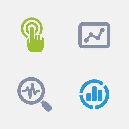 Web Analytics, part of Granite Icons