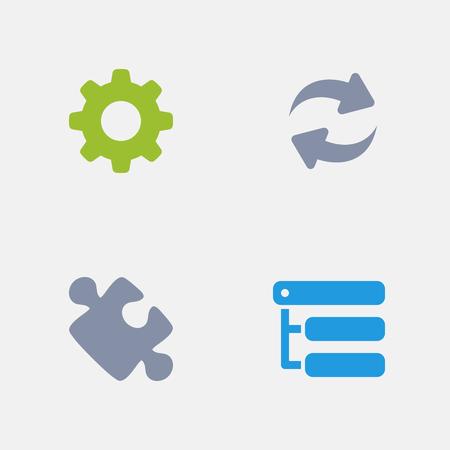 Browser Plugin, onderdeel van Granite Icons