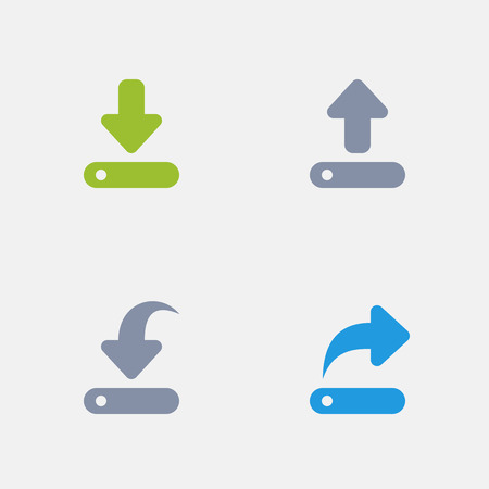 Drive Storage, part of Granite Icons Illustration