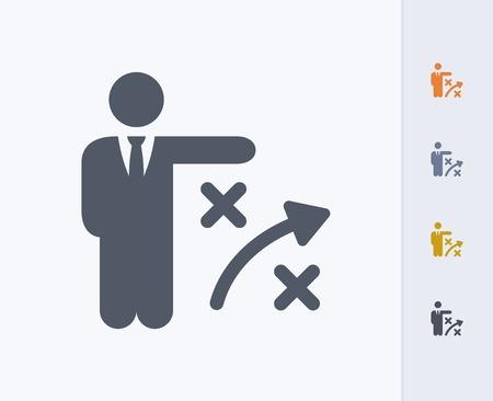 Strategic presentation concept