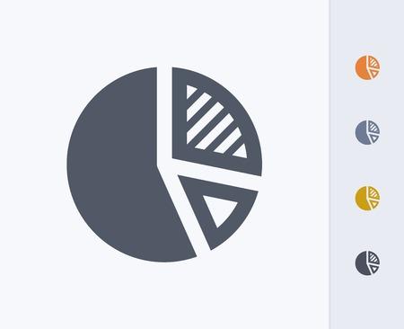 円グラフ アイコン