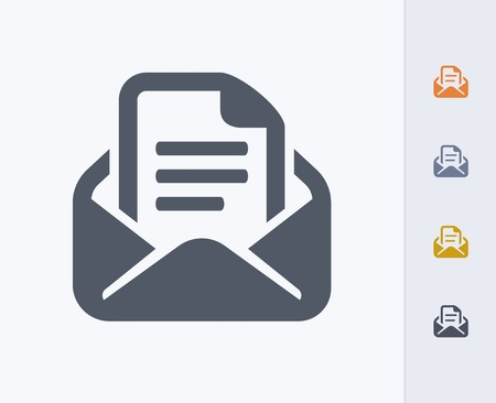 Email icon 向量圖像