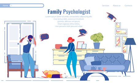 Parents and Kid Counseling at Family Psychologist.