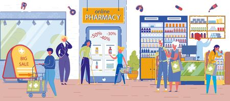 Big Discount in Online Pharmacy Gained Popularity.