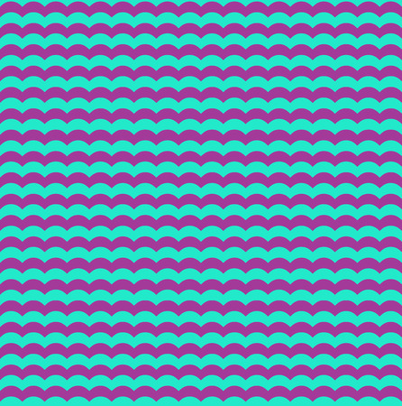 fluent: Purple and blue waves seamless background. Texture pattern graphic, vector illustration
