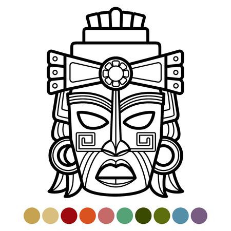 425 Aztec Calendar Symbols Cliparts Stock Vector And Royalty Free