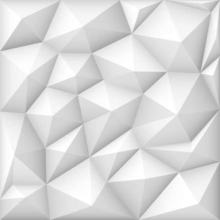 Light mosaic polygonal vector modern graphic background. Polygonal pattern abstract, geometric graphic triangle polygonal illustration