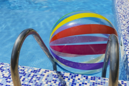 pool ball background colors party cool object Standard-Bild