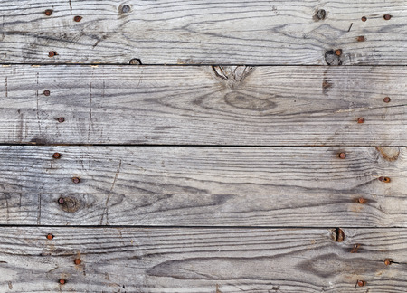 horizontal position: background wooden boards aged in horizontal position