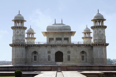 Itmad-ud-Daulahs Tomb Baby Taj , Agra, India