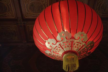 Chinese lantern Фото со стока
