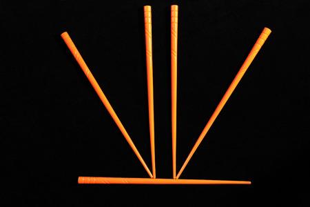 Still life of chopsticks Фото со стока - 69405773