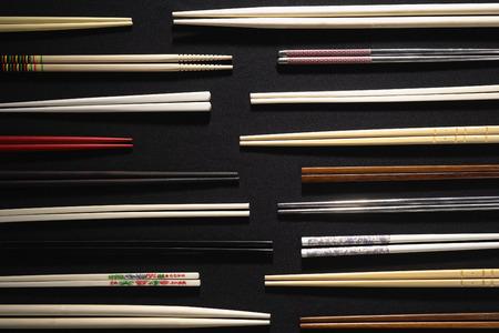 Still life of chopsticks