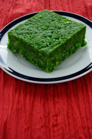 Green burfi