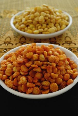 A bowl of Jhajariya