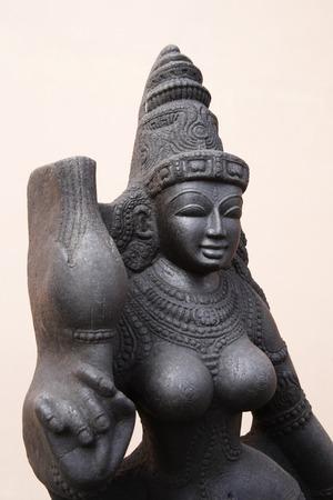 Stone Indian Goddess. Imagens