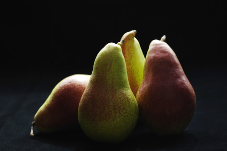 Still life of pears Stok Fotoğraf