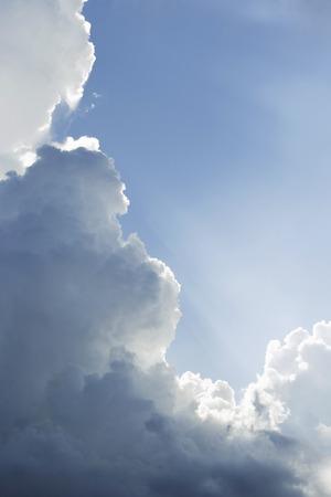 구름과 하늘 스톡 콘텐츠