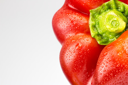 red peppers: Fresh vegetables Red Peppers