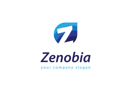 letter z: letter Z Template for your company