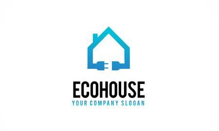 house Template for your company Ilustração