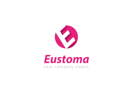 letter E Template for your company Illustration