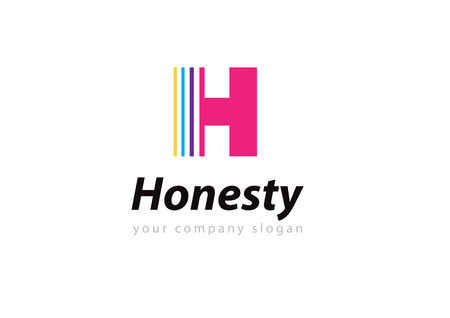 letter H Template for your company